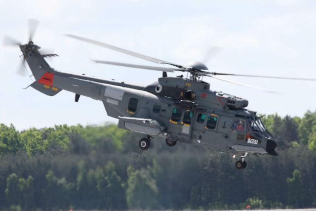 H225M Polish tests 2