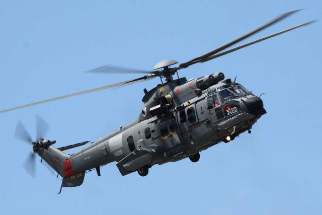 H225M Polish tests