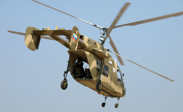 Ka-226T India - Russian Helicopters