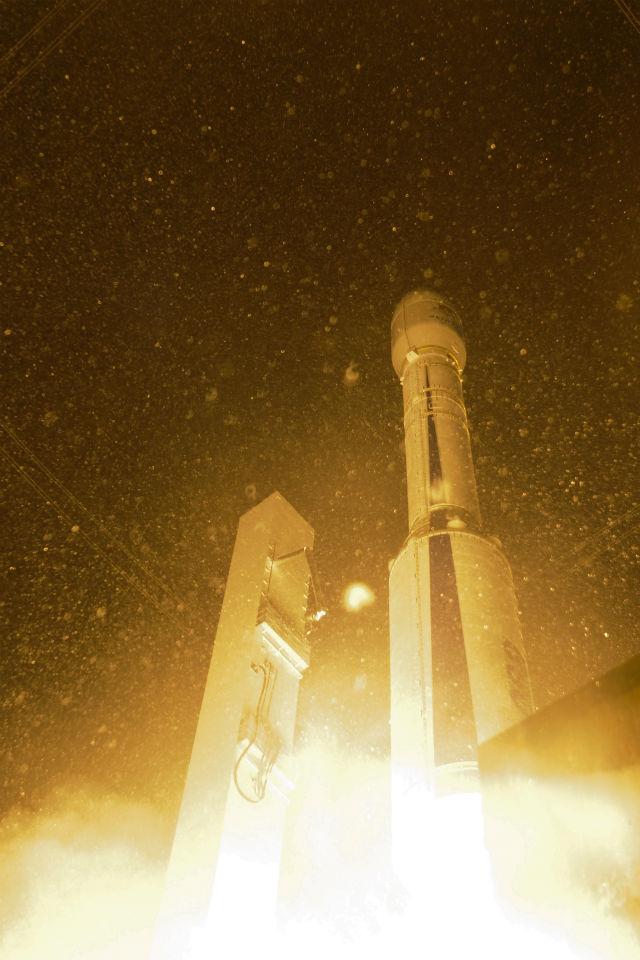 Proba-V launch by Vega May 2013 c ESA