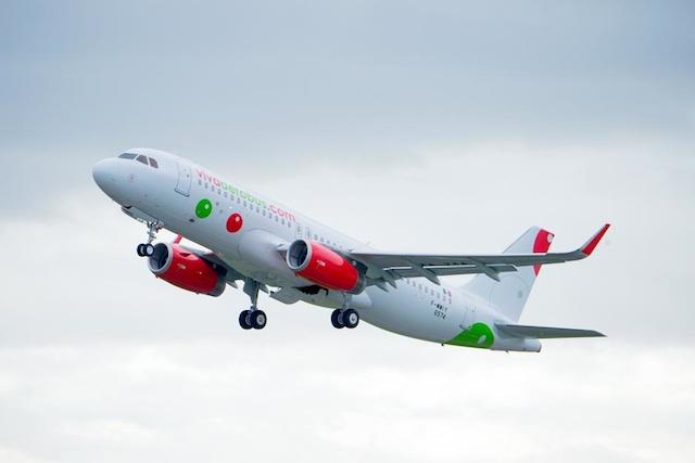 VivaAerobus A320 new