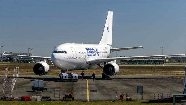 Zero-G A310 c ESA