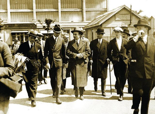 1927 Chalres Lindbergh credit Rex
