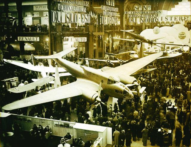 1938 c Paris air show
