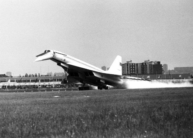 1973 Tu-144 c Flightglobal