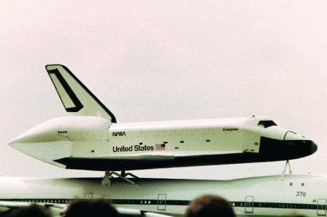 1983 Shuttle Enterprise