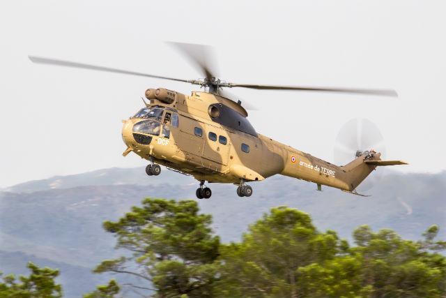 Aerospatiale SA-330BA Puma c ATI 640