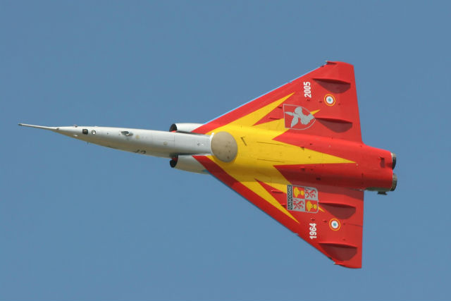 Dassault Mirage IV (French AF colours) cATI 640