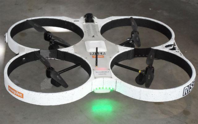 easyJet Riser UAV - Beth