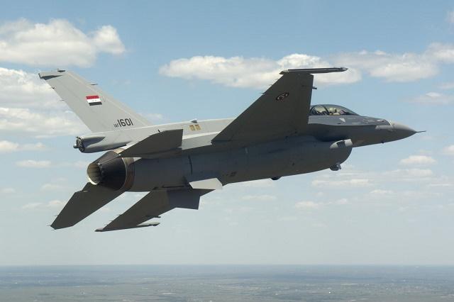 Lockheed F-16