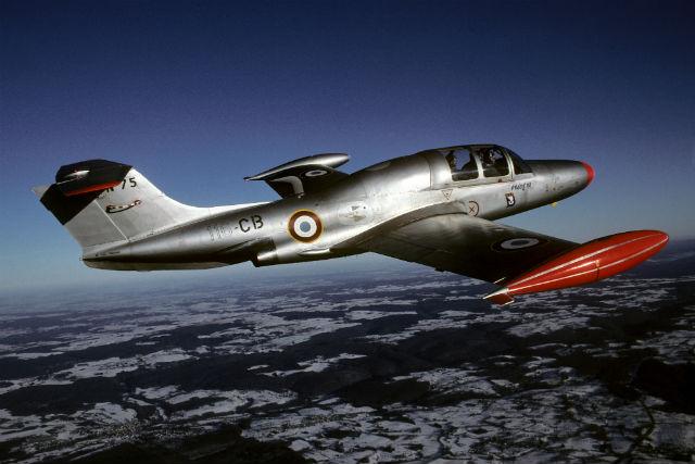 Morane-Saulnier MS.760 Paris cATI