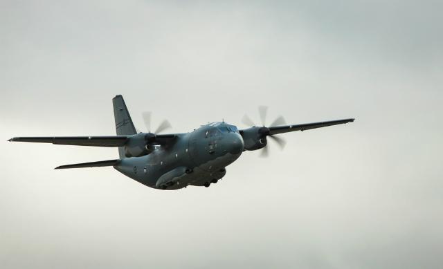 RAAF C-27J