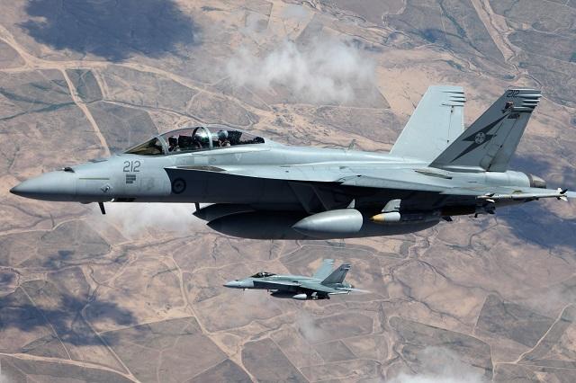 RAAF Super Hornet