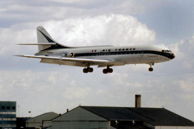 Sud SE-210 Caravelle III c ATI