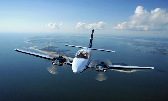 Beechcraft Baron G58 640 c Textron Aviation