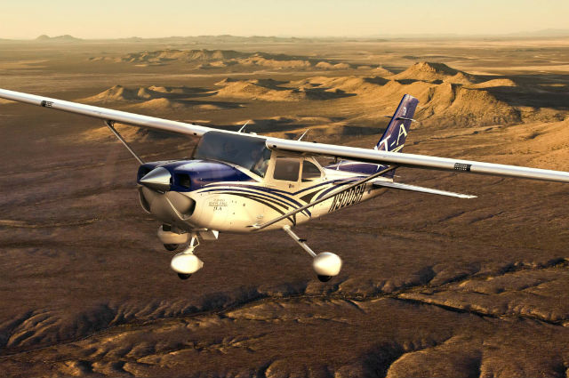 Cessna Turbo Skylane JT-A 640 c TEXTRON AVIATION