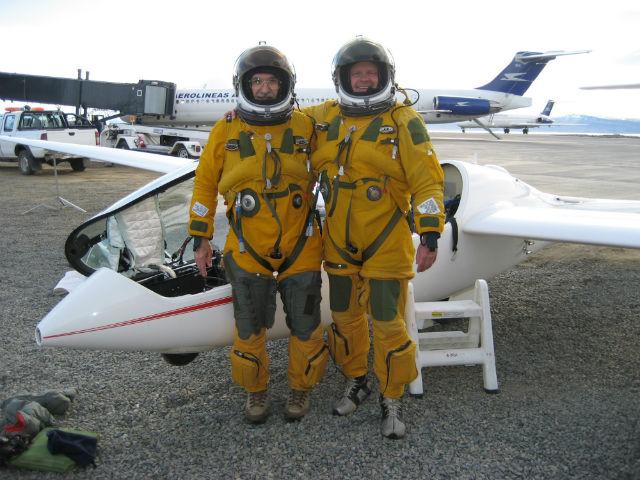 Enevoldson (left) Fossett and Perlan 1 640 c Perla