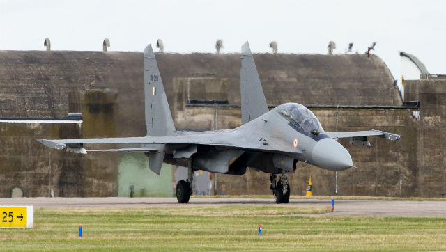 Indian Su-30MKI Coningsby - Peter Foster