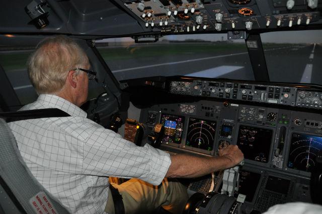 learmount flies Lm2 simulator