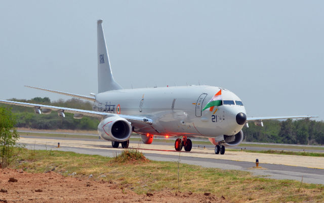 P-8I - Indian navy