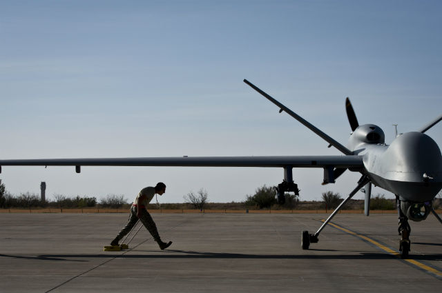 reaper c USAF