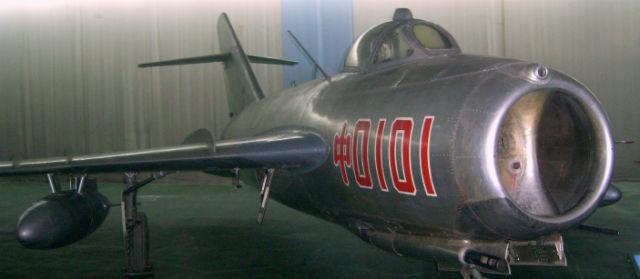 Shenyang J-5 c Shizhao + wikimedia commons