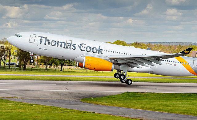 Thomas Cook A330 - AirTanker