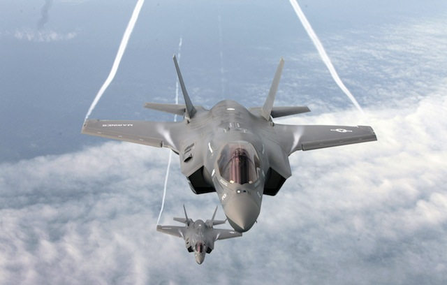 Two F-35B