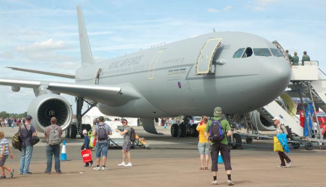 Voyager RIAT 2015 - Craig Hoyle Flightglobal