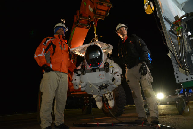 Alan Eustace readies for launch c StratEx