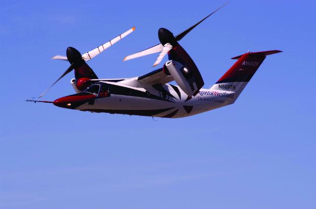 AW609 c AgustaWestland