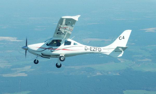 Flight Design C4 piston single