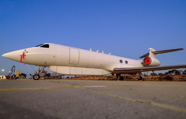 G550 Israel - AirTeamImages