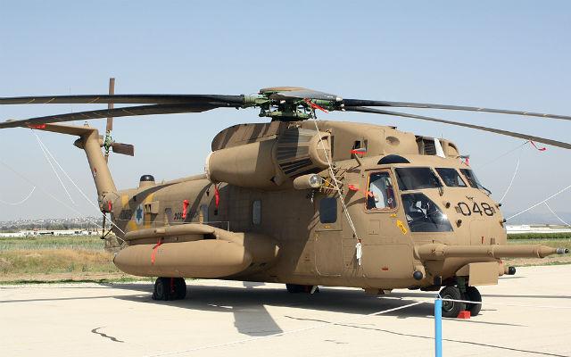 Israel CH-53 - IDF