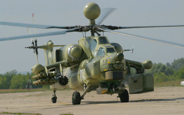 Mi-28 - Russian Helicopters