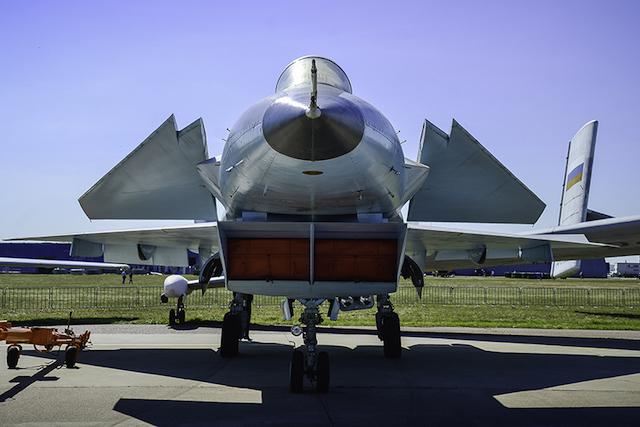 MiG 1.44 at MAKS
