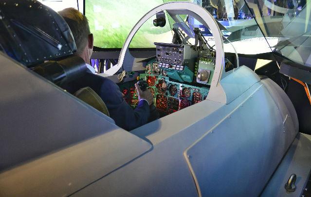 MiG-31 sim - BillyPix