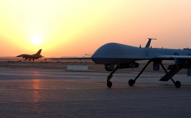 MQ-1 Predator. US Air Force.