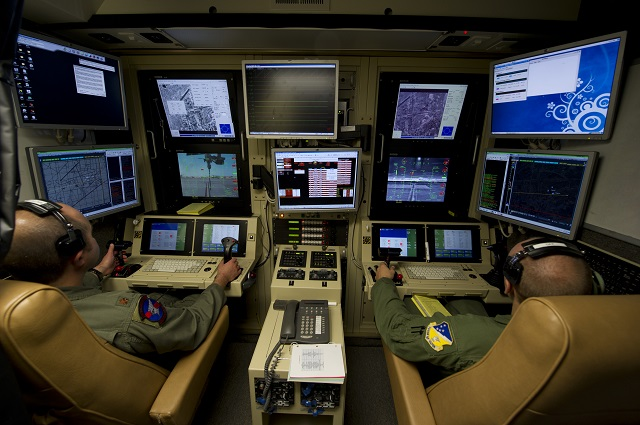 MQ-9 Pilot Training