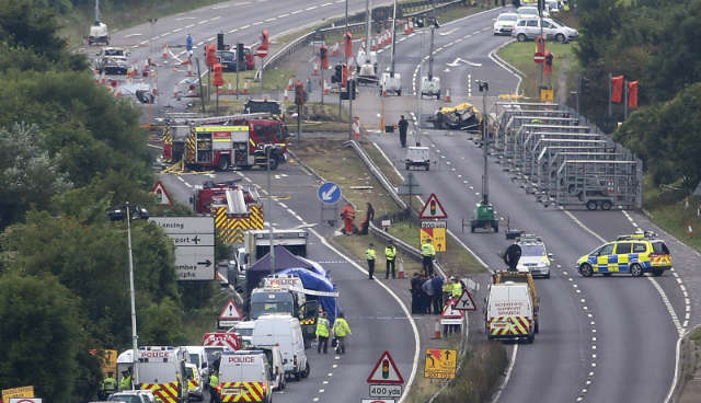Shoreham crash - Rex Shutterstock