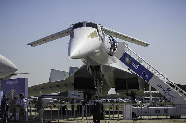 Tu-144 MAKS