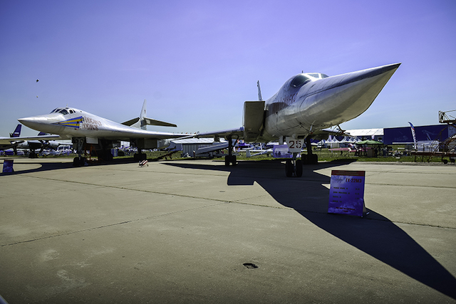 Tu-22M and Tu-160