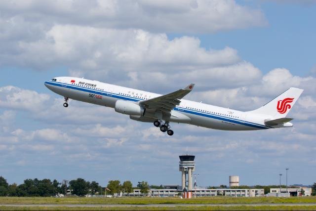 Air China 50th A330