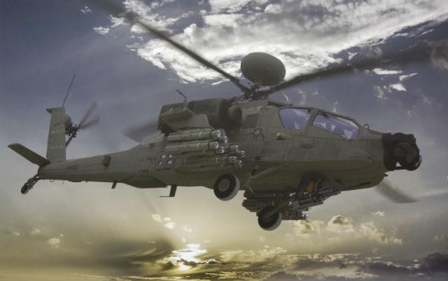 Apache Brimstone - Craig Hoyle/MBDA