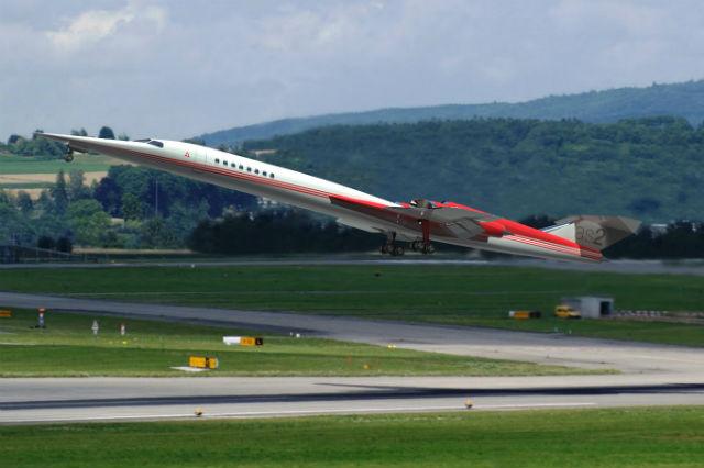 AS2 take-off - Aerion