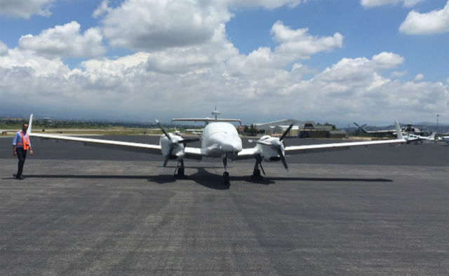 Dominator XP Mexico - Aeronautics Defense Systems