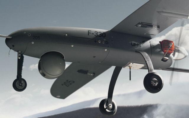 F-330 UAV - UMS Group