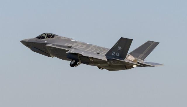 F-35A Italy AL-1 - Lockheed Martin