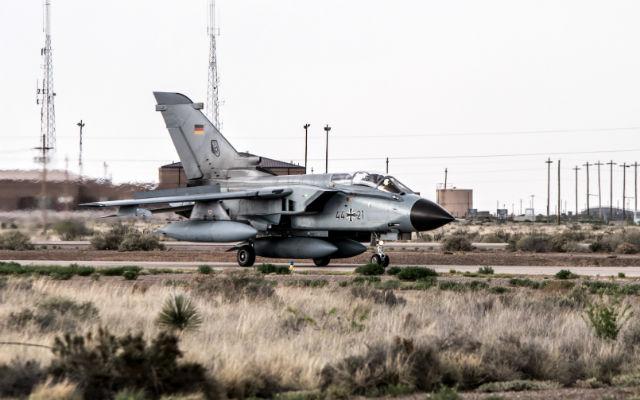 German air force Tornado Holloman - Astrid Burger-