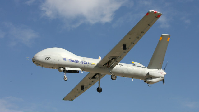 Hermes 900 - Elbit Systems